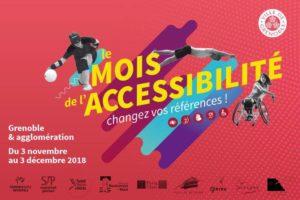Journée du Mois de l'accessibilité à Grenoble @ Halle Clémenceau